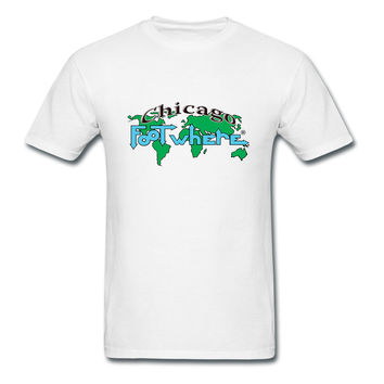 Chicago FootWhere® Souvenir T-Shirt