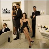 How I Met Your Mother Cast in Bathroom - 11x17 Poster