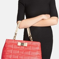 kate spade new york 'maryanne' straw tote