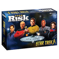 Star Trek 50th Anniversary Risk