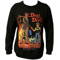 Deal With the Devil Sweater