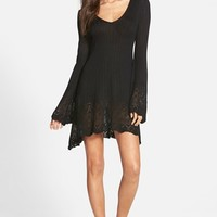 Women's MINKPINK 'In the Clouds' Knit Tunic Dress,