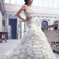 Bridal Gowns, Wedding Dresses by Lazaro - Style LZ3150