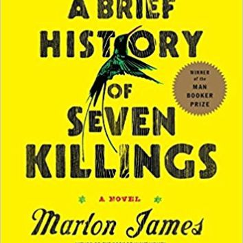 A Brief History of Seven Killings: A Novel Hardcover – October 2, 2014