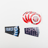 Sticker Pack - Tres