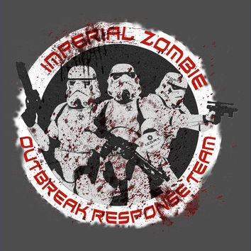 Imperial Zombie Response Team T-Shirt