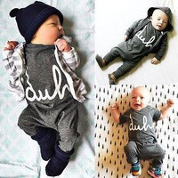 Baby Girl Boy Clothes Body Baby Romper Jumpsuit Playsuit Baby Clothing