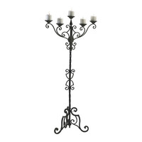 Fabulous and Baroque — Rialto Floor Candelabra
