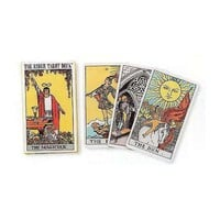 Rider-Waite Pocket tarot deck by Pamela Colman Smith