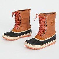 1964 Canvas Weather Boot