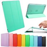 ESR 31001020105019 iPad mini 3 Smart Stand Case, Mint Green