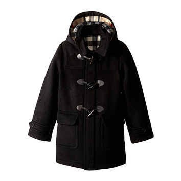 Burberry Kids Mini Burwood Coat (Little Kids/Big Kids)
