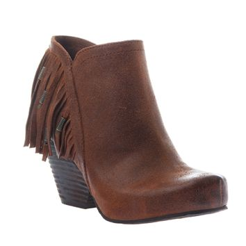 OTBT WESTERN FOLKLORIC  BOOTIE