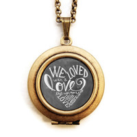Edgar Allan Poe - Locket