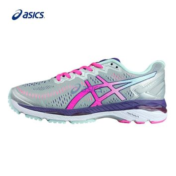 ASICS GEL-KAYANO 23 Breathable Anti-Slippery Hard-Wearing  Running Shoes Sport Shoes for Women T646N-5809 36-39
