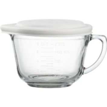 Batter Bowl with Lid