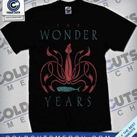"Cold Cuts Merch - The Wonder Years ""Squid"" Shirt"