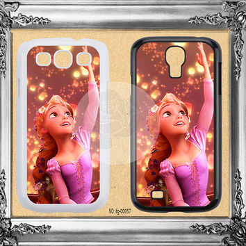 Disney Tangled Samsung Galaxy s3 Galaxy s4 iPhone 5 case, iPhone 5C Case, iPhone 5S case, iPhone 4 Case iPhone case Phone case ifg-00056