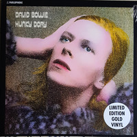 Bowie, David - Hunky Dory (LP) - GOLD VINYL