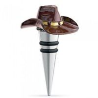 Cowboy Hat Wine Stopper