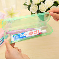 Storage Portable Home Teethbrush Teethbrush Cap = 4877825348