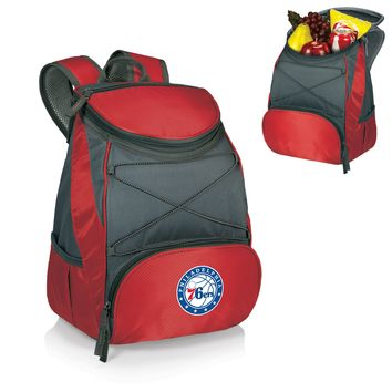 Philadelphia 76ers 'PTX' Cooler Backpack