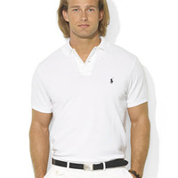Polo Ralph Lauren Custom-Fit Stretch-Mesh Polo