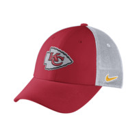 Nike Legacy Vapor Mesh Back (NFL Chiefs) Fitted Hat
