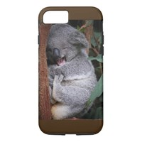 Cute Bear iPhone 8/7 Case