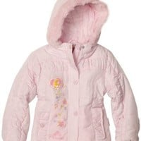 Disney Princess Girls 4-6x Ballet Hooded Princess Jacket