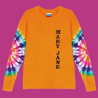 Mary Jane Long Sleeve