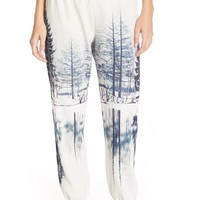All Things Fabulous 'Mirror Lake' Print Pants | Nordstrom