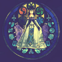Zelda: Princess of Destiny Art Print by Thomas Randby