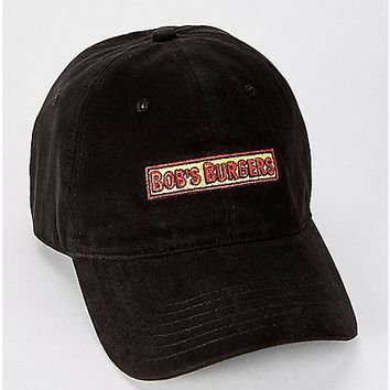 Bob's Burgers Dad Hat - Spencer's