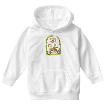 frog & toad Youth Hoodie