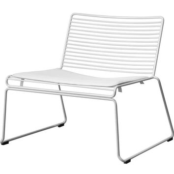 Hollow Out Outdoor Leisure Armchair