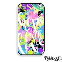 Hope Faith Love Colorful Abstract Phone Case for Apple iPhone 5, 5c, 6 and 6 plus & Samsung Galaxy s5, s6 and Note 3 and 4