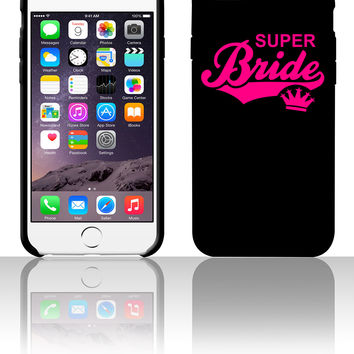 SUPER Bride Crown 5 5s 6 6plus phone cases