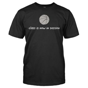 Basketball Trash Talking Class Is In Session T-Shirt