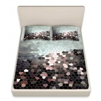 Iris Lehnhardt's 'Patternization III' | Designer Unique Bed Sheets