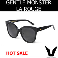 Gentle Monster La Rouge Sunglasses La Rouge Black