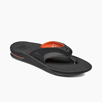 Reef Fanning Men's Sandals - Grey & Red