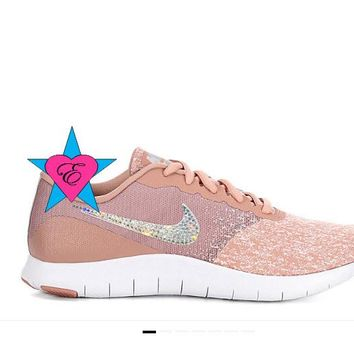 Crystal NIKE WOMENS FLEX CONTACT RUNNING SHOE