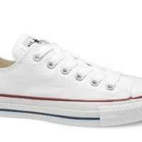 Converse Chuck Taylor All Star Lo Top Optical White 11