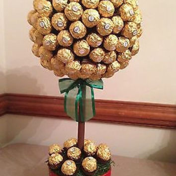Ferrero Rocher Topiary