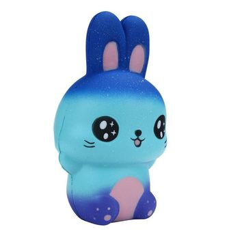 Squishy Toys For Kids Starry Rabbit Scented Squeeze Toy Squishies Slow Rising Jumbo Squish Antistress 30S8530 drop shipping