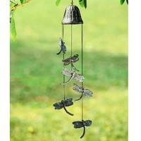 Swooping Dragonfly Wind Chime by SPI