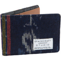 Spacecraft Ikat Wallet - Men's Multi, One