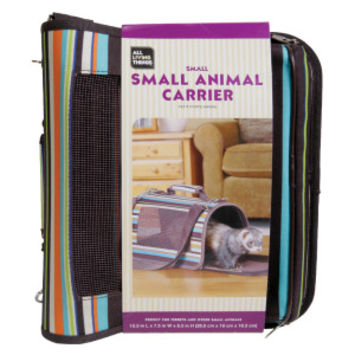 All Living Things® Small Animal Carrier | Travel Carriers | PetSmart