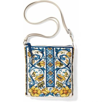 Bella Limone Bella Limone Embroidered Pouch Coin Purses & Pouches